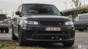 matte gold range rover land rover range rover sport svr 26 november 2017 autogespot