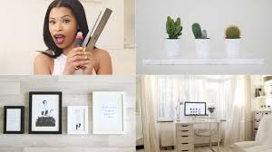 3 easy home office room diys tour diy u0026 interior youtube