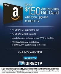 gift card offers directv gift card offer