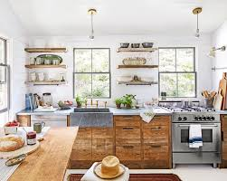 Decorating Ideas For Top Of Kitchen Cabinets by 100 Kitchen Design Ideas Pictures Of Country Kitchen Decorating