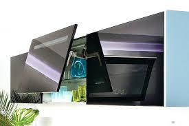 verre pour porte de cuisine porte a galandage leroy merlin en bois clair dans la cuisine moderne