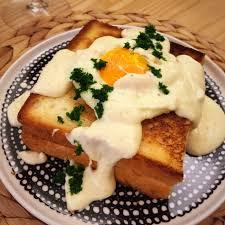 cuisiner les c鑵es mejores 42 imágenes de food breakfast en pan francés