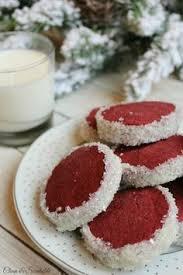 check out red velvet shortbread cookies week 12 of 12 weeks of