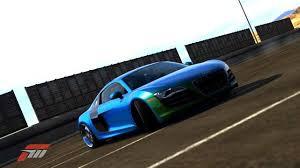audi color changing car audi r8 blue green color change paint vehicles misc