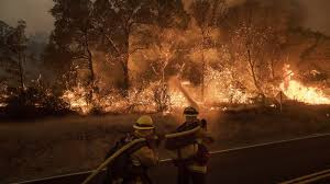 California Wildfire Ranking by There U0027s An Alarming Connection Between Climate Change And The