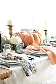 a simple thanksgiving table my fabuless