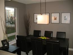 dining room wonderful small dining room lighting above black