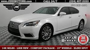 lexus ls 460 car price used 2014 lexus ls 460 w comfort package 19 wheels stock 4578