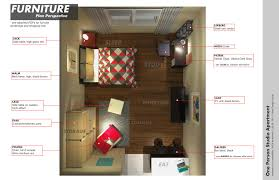 Small Studio Floor Plans by Small Studio Apartment For Two Home Decor Apartments Two Bedroom