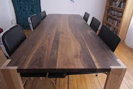 recherche table de cuisine table noyer noir merisier recherche bois bureau
