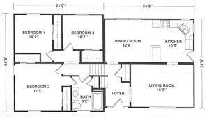 side split house plans deer view homes split level floor plans