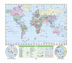 Utah Colorado Map by Globe Us World Utah Classroom Wall Map Set With 12 Inch