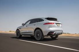 jaguar jeep 2017 price 2017 jaguar f pace first test the sports car of suvs motor