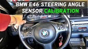 bmw 325i steering wheel bmw e46 steering angle sensor match calibration 318i 320i 323i