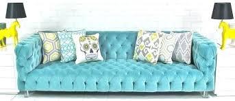 light blue velvet couch turquoise velvet sofa 4 5 velvet sofa in blue turquoise velvet
