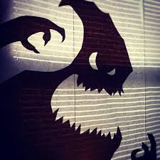 137 best spooky windows images on pinterest silhouettes windows