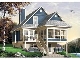 lake home plans narrow lot lake home plans narrow lot sloping lot house plan lake house plans