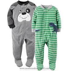 baby boy clothes s baby boys 2 pack fleece pajamas 2t dino