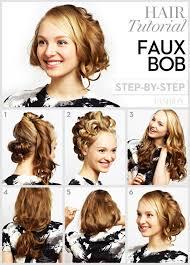 cute hairstyles for short hair how tuny