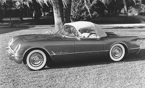 1953 corvette stingray chevrolet corvette a brief history in zero to 60 mph acceleration