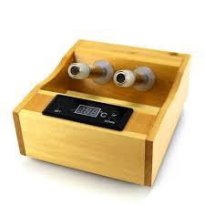 Wooden Table Geeek Wooden Table Dual Vaporizer Vp 401 Geeektech Com
