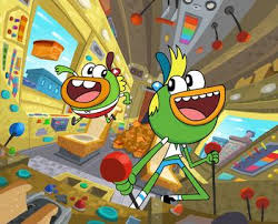 breadwinners tv series