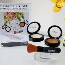natural cruelty free synergie mineral makeup and cosmeceutical