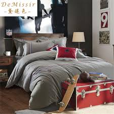 find more bedding sets information about new grey cotton