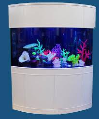 moon view corner aquariums