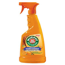Kitchen Cabinet Cleaner Murphy U0027s Oil 22 Oz Wood Furniture Cleaner 01030 The Home Depot