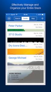 Business Card Capture App The Best Business Card Readers For Iphone Apppicker