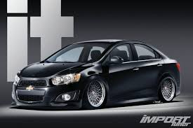 modified tuner cars 2014 chevrolet sonic import tuner magazine