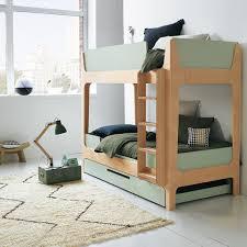 chambre garçon lit superposé lits mezzanine et lits superposés les modèles les plus astucieux