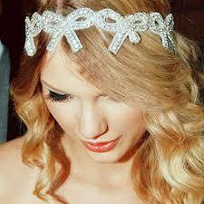 rhinestone headbands aliexpress buy 1piece bow rhinestone headbands hot