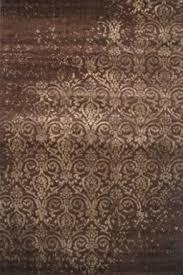 Damask Print Rug Traditional Area Rugs