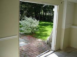 Install Basement Door by Installing Sliding Patio Door Home Design Ideas And Pictures
