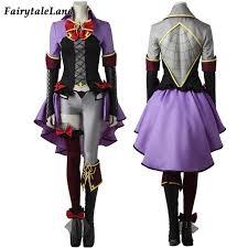 Halloween Costumes Purple Dress Aliexpress Buy Widowmaker Dress Game Ow Newest Purple