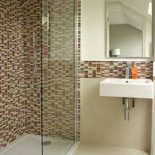 mosaic tiled bathrooms ideas colourful mosaic tiles to an en suite bathroom here tiles