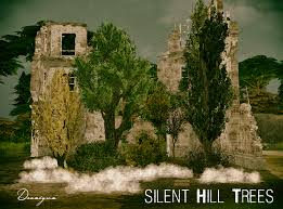 sims 3 anime finds silent hill 2 monsters by helen sims