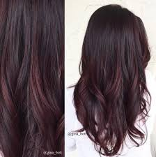 mahoganey hair with highlights 50 brilliant balayage hair color ideas to inspire your next look
