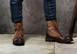 kravitz handmade men leather boots umberto luce
