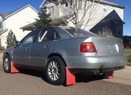 1997 a4 audi 1997 audi a4 rally car bring a trailer