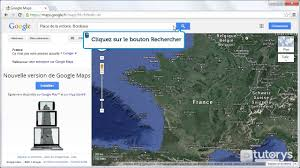 Map Street View Comment Utiliser Street View Avec Google Maps Youtube