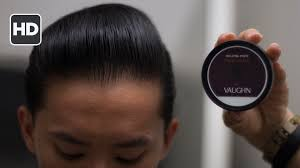 vaughn hair products v76 molding paste review the first decent fiber pomade youtube