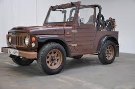 jimmy jeep suzuki 1983 suzuki jimmy 4 4 classic motor sales