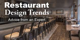 design trends and how to incorporate them into your restaurant