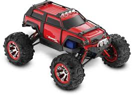 rc nitro monster trucks traxxas 1 16 extreme terrain monster truck tra72076 3 rc car