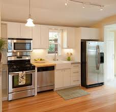 small kitchen spaces ideas kitchen design bedroom kitchens fitted budget kitchen small ivory