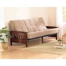 Mainstays Sofa Bed Furniture Futon Beds At Walmart Mainstays Futon Black Leather