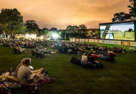 Outdoor Cinema Botanical Gardens A New Outdoor Cinema Is Coming To The Mt Coot Tha Botanic Gardens